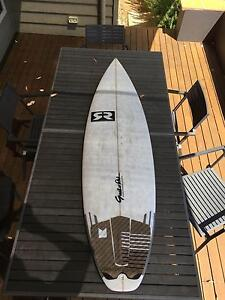 5'8 Gunther Rohn Surfboard, Great condition, $300 ONO Cottesloe Cottesloe Area Preview