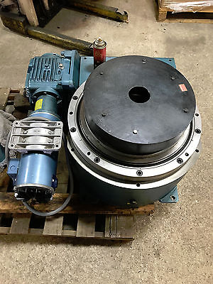 Camco 151 1800rdm6h64-270 6 Position Index Rotary Table Wtorque Protector