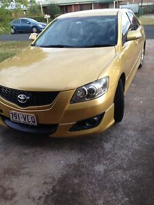 2007 Toyota Aurion Sportivo sx6 Gold Automatic Sedan   $7000 Darling Heights Toowoomba City Preview