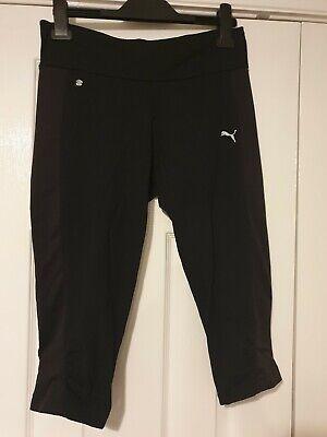 Puma Size 16 Cropped Gym Leggings - Used