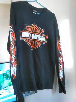 new,Harley Davidson long sleeve