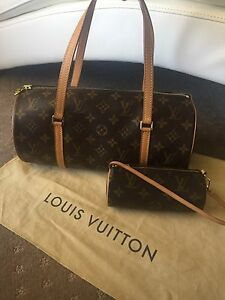 Louis Vuitton Papillon Monogram Bag Bibra Lake Cockburn Area Preview