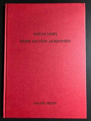 Tapies Antoni, Antoni Tapies Kust, Kunst,