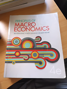 Principles of Macroeconomics Perth Perth City Area Preview