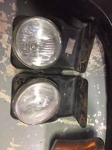 2003 2004 2005 2006 2007 GMC Sierra fog lights