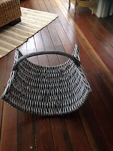Cane display basket Lutwyche Brisbane North East Preview