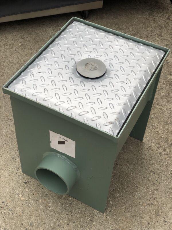 NEW MIFAB SAMPLE SAMPLING BOX for GREASE OIL INTERCEPTOR
