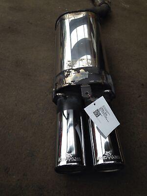 6312 Original REMUS Sportschalldämpfer - Schalldämpfertyp 672 MERCEDES-BENZ SL