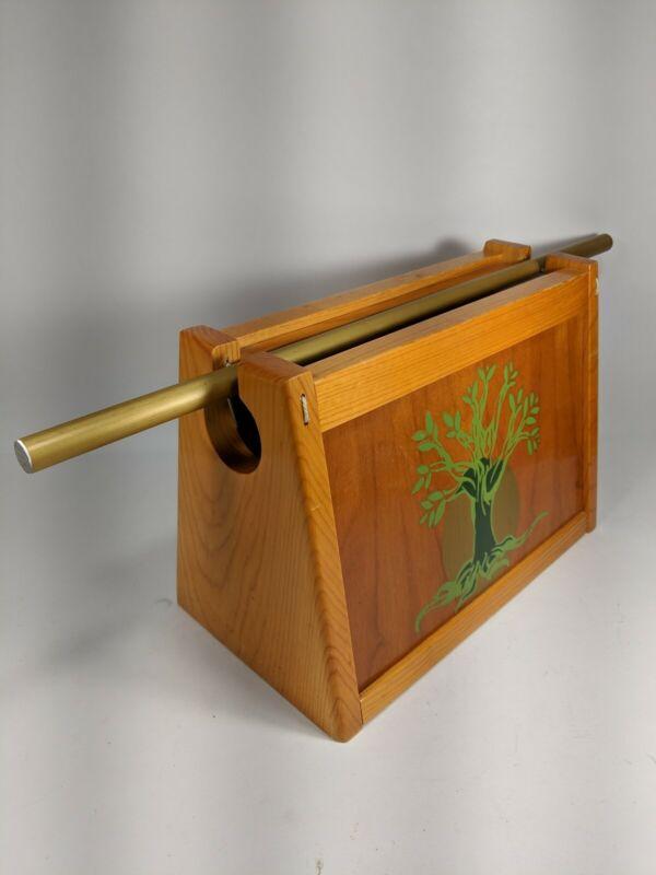 Wood Music Box Zen Meditation Chime $159