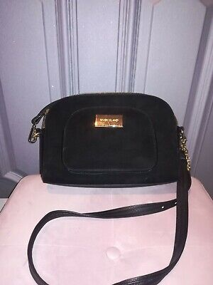 Black River Island bag and River Island purse