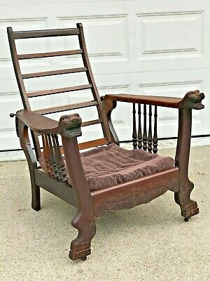 1900 1950 Morris Chair Vatican