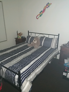 Double Bed frame and Mattress. Brookwater Ipswich City Preview