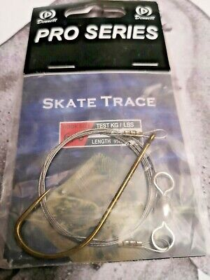 Pro Series Skate Trace Rig Professional rigs tied up Wire main line 30lb 6/0