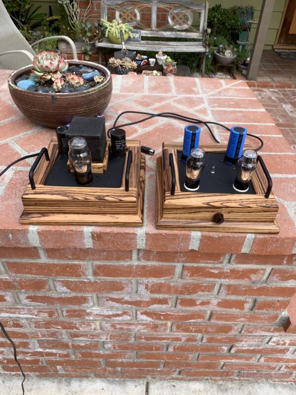 Hand crafted 76 tube preamp W/Outboard P.S.