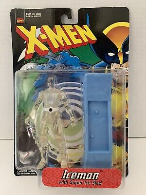X-Men Retro Marvel Comics Legends Iceman Action Figure Collectible Gift
