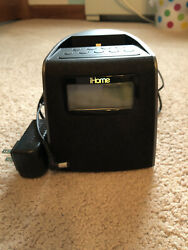 iHome Docking IPL22 Clock Radio for iPhone/iPod with Lightning Connector