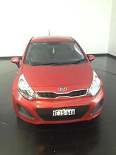 2014 Kia Rio Hatchback Perth Northern Midlands Preview
