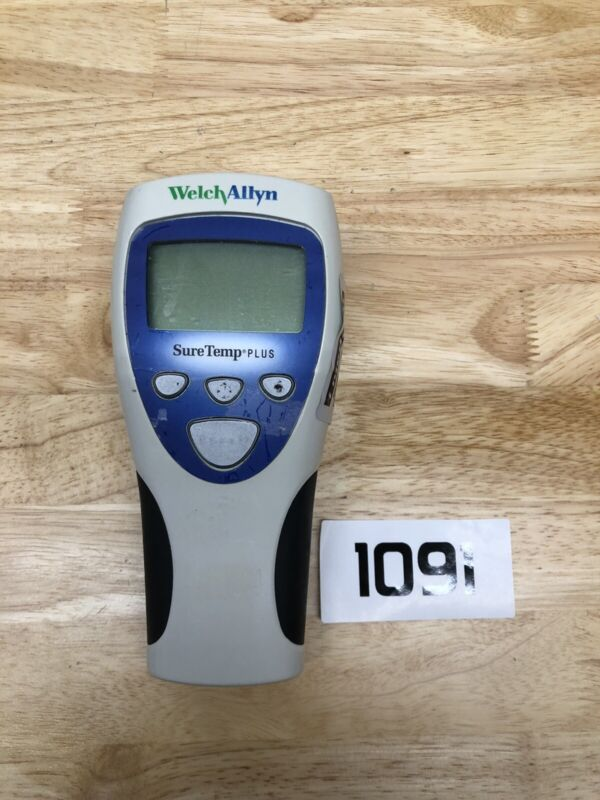 Welch Allyn SureTemp Plus Thermometer model 692 (B1091)