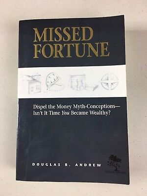 Missed Fortune Book By Douglas R. Andrew Finance Real Estate