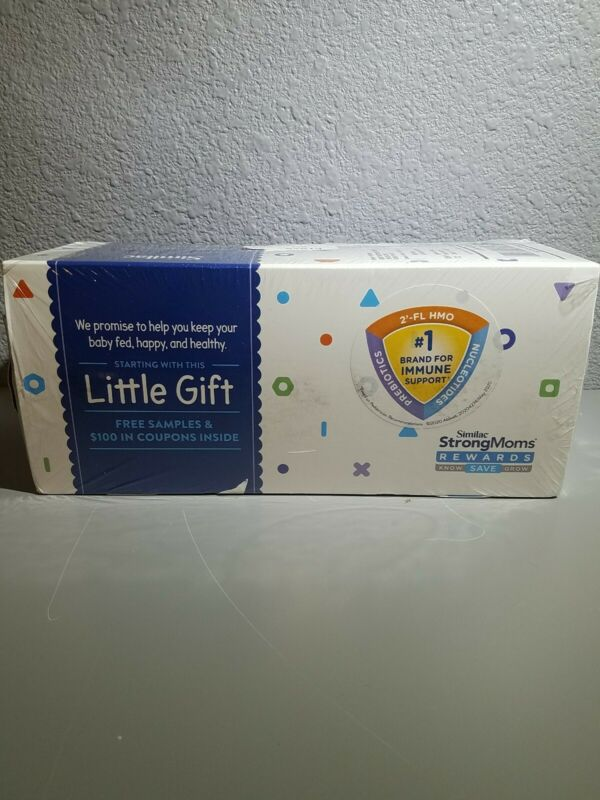 Similac Strong Moms Sample Gift Pack Plus Coupons - New Sealed - Exp Aug 2021