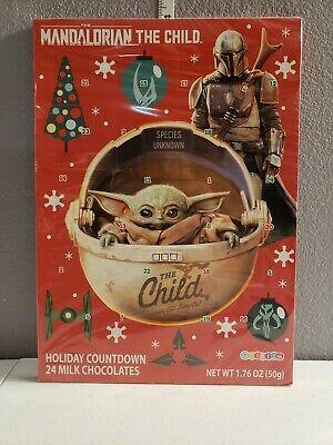 Disney Star Wars The Mandalorian The Child Christmas Advent Calendar