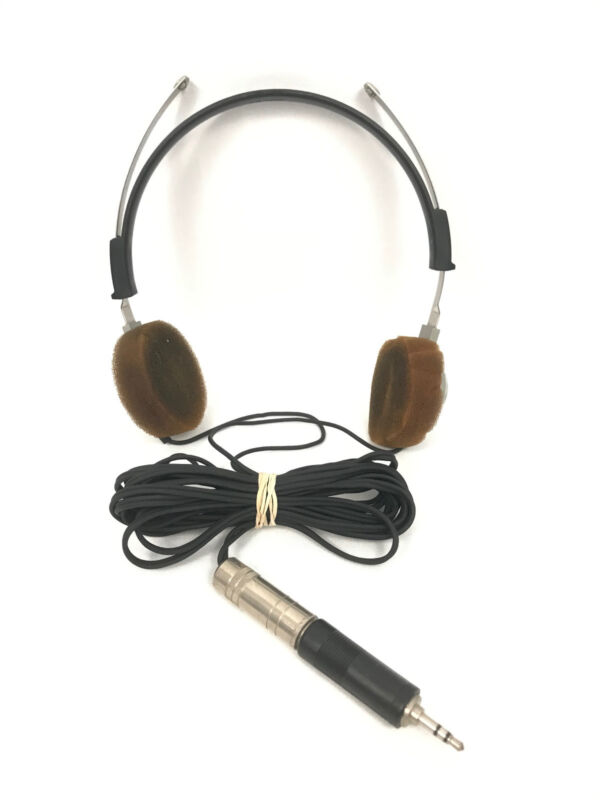 SONY MDR-3 HEADPHONES for the TPS-L2 Walkman Used Tested Working See Details