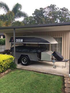 Camper trailer off road toy hauler / boat Mount Nathan Gold Coast West Preview