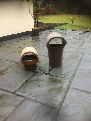 CHIMNEY COULS X2 £20 FOR BOTH .