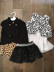 Girl's Size 2 clothing Bundle