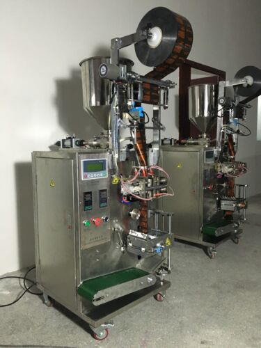 Gel Pouch Packing Machine/vertical Sachet Cooking Oil Packing Machine/shampoo