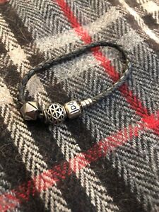 Pandora bracelet + 2 charms