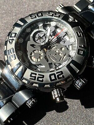 Invicta Star Wars Darth Vader 47mm Subaqua 1 Noma Limited Edition MD# 26160