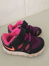 Toddler Nike runners Sawtell Coffs Harbour City Preview