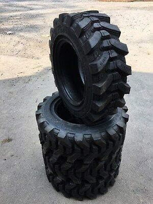 10-16.5 Hd Skid Steer Tires-camso Sks732-xtra Wall-for Case Caterpillar 2932nd