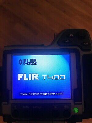 Flir T400 Infrared Thermal Imaging Camera