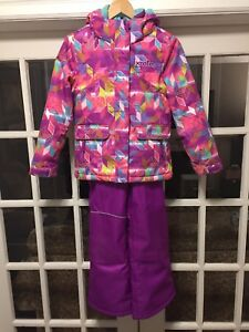 XMTN SNOW SUIT - SIZE 8 - FITS up to 10