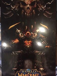 World of Warcraft Poster Board 40$