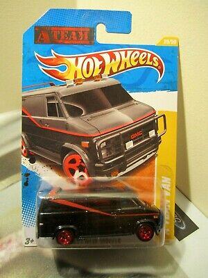 Hot Wheels 1:64 2011 New Models A Team Van
