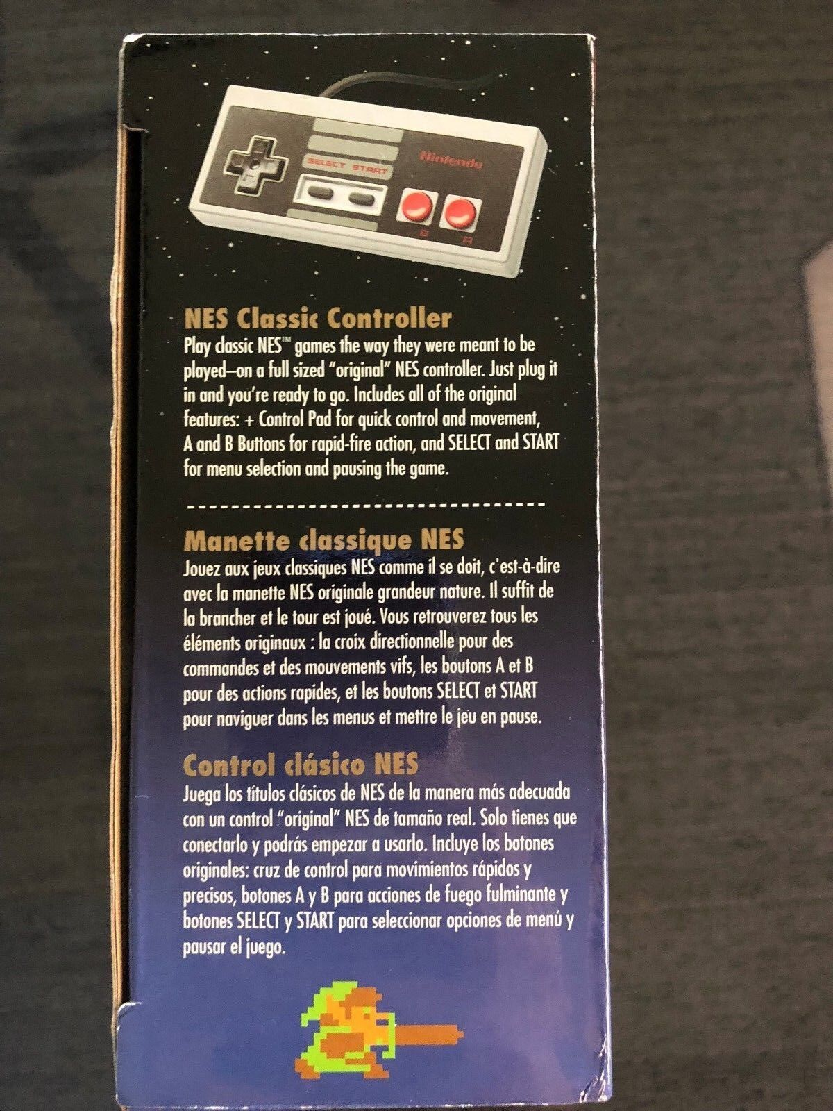 Купить Nintendo Nintendo NES Classic Edition - Authentic Nintendo Classic Edition NES Mini Game Console USA Brand New in stock