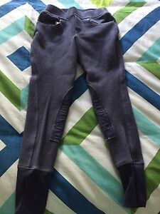 Girl horseback riding pants