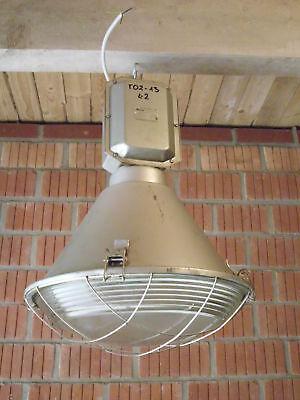 Riesengroße XXL Industrielampe  Fabriklampe-Hallen-Loftlampe Shaby  Loft