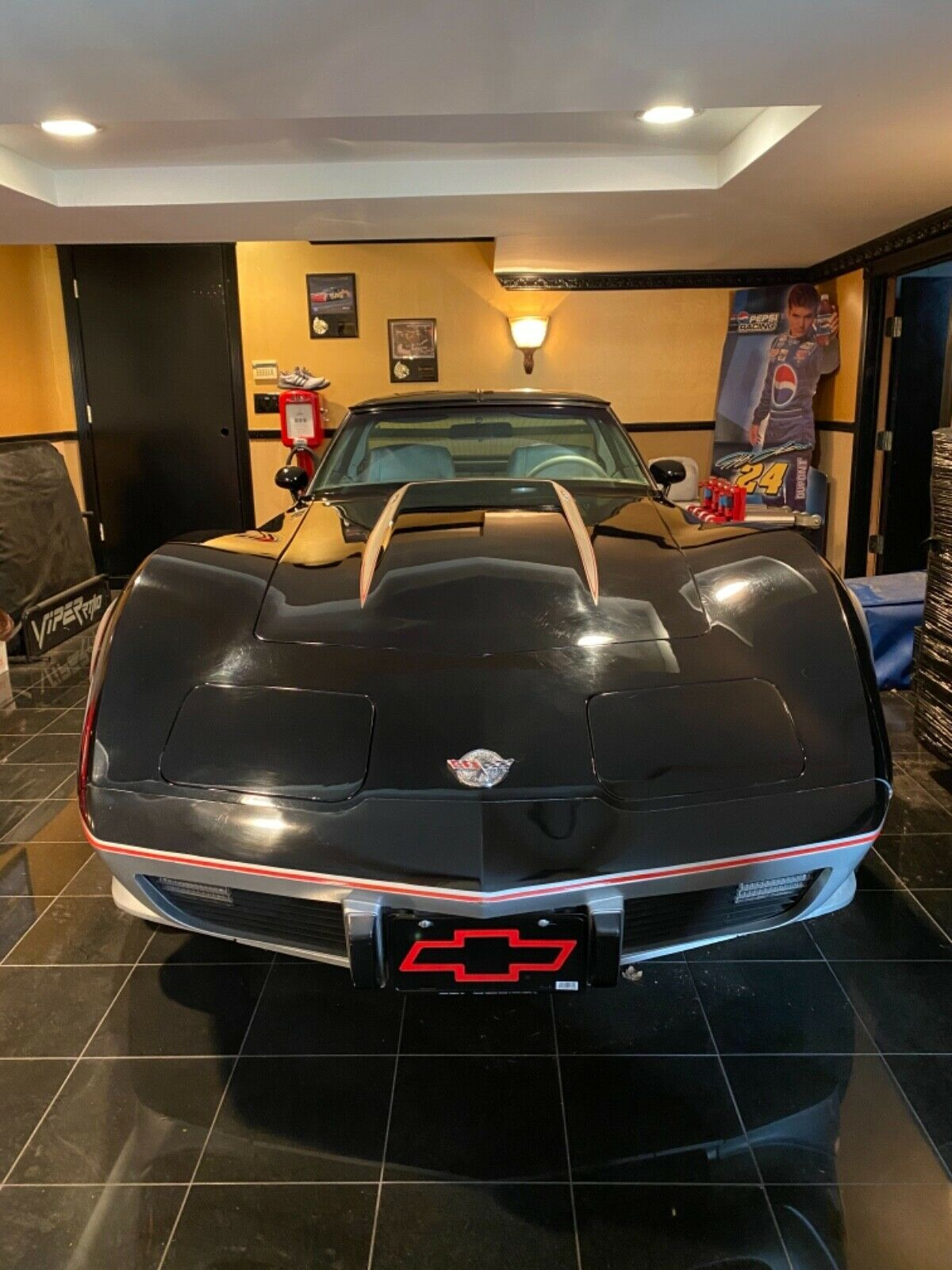 1978 Black Chevrolet Corvette   | C3 Corvette Photo 3
