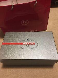 Brand new Prada sneakers