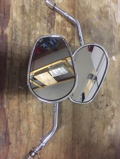 Harley Davidson side mirror