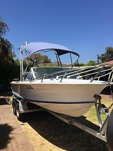Custom Fishing Runabout 135 s/w Mercury Perth Perth City Area Preview