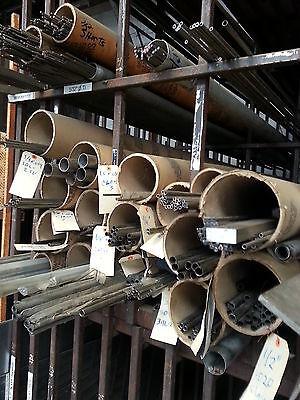 New Titanium Tube 12 X .020 X 12 Alloy 3al-2.5v