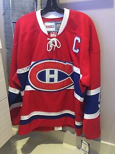 Chandail/ jersey canadien vintage
