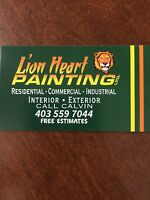 Now hiring experienced painters
