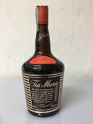 Liquore Coffee Tia Maria Prodotto England 70cl 31.5% Vintage