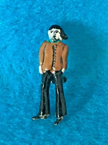 """Vintage Beatles Pin from Yellow Submarine Set - King Features 1968 - 1 1/8"""" Tall"""